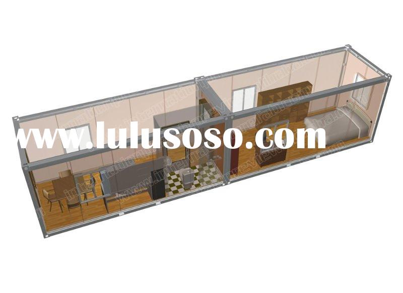 20ft shipping container homes