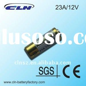 23A 12V dry Battery used for door bell battery mercury free battery