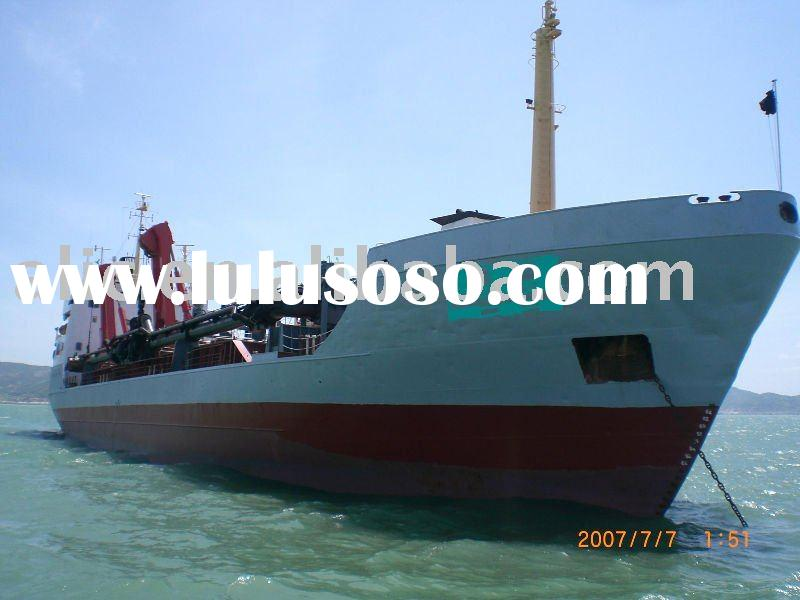 2600M3 TRAILING SUCTION HOPPER DREDGER