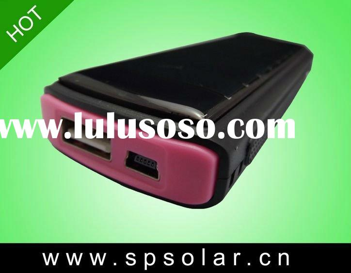 2600MAH Universal Portable Solar Phone Charger With USB Port
