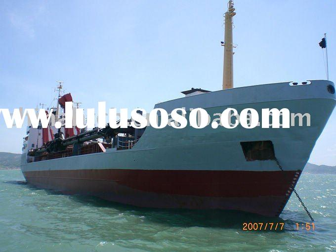 2600cbm trailing suction hopper dredger
