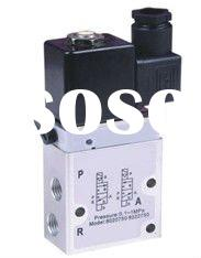 263 Series two position three way Solenoid Valve/water,air,oil/24V,12V DC or 110V,220V AC