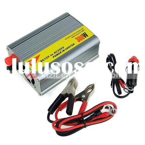 300W Car DC 12V to AC 220V Power Inverter Adapter With USB Port