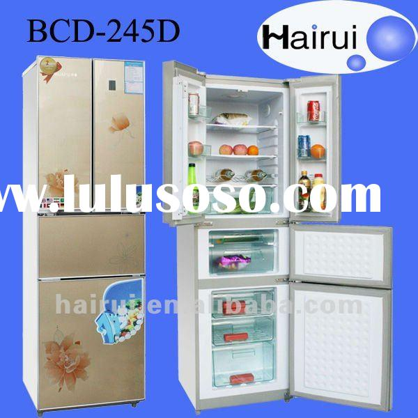 308L Bottom Freezer Side by Side Refrigerator