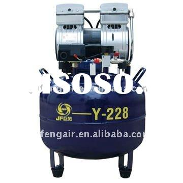 31L JuFeng Silent oilless portable air compressor(100L/min, CE mark)