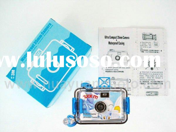 35mm film underwater LOMO kids camera for promotional business gift