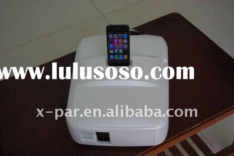 3D LCD led projector for home theater 1080P 800*600 lumens