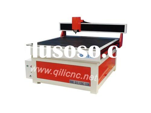 3D Wood/Plastic/Metal Advertising CNC Carving Router Machine