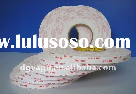 3M 4914 VHB acrylic double sided tape 0.15mm 0.2mm 0.25mm