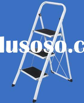 3-Step Ladder, Powder Coating Finish