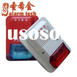 3 kinds of alarm sound fire alarm siren