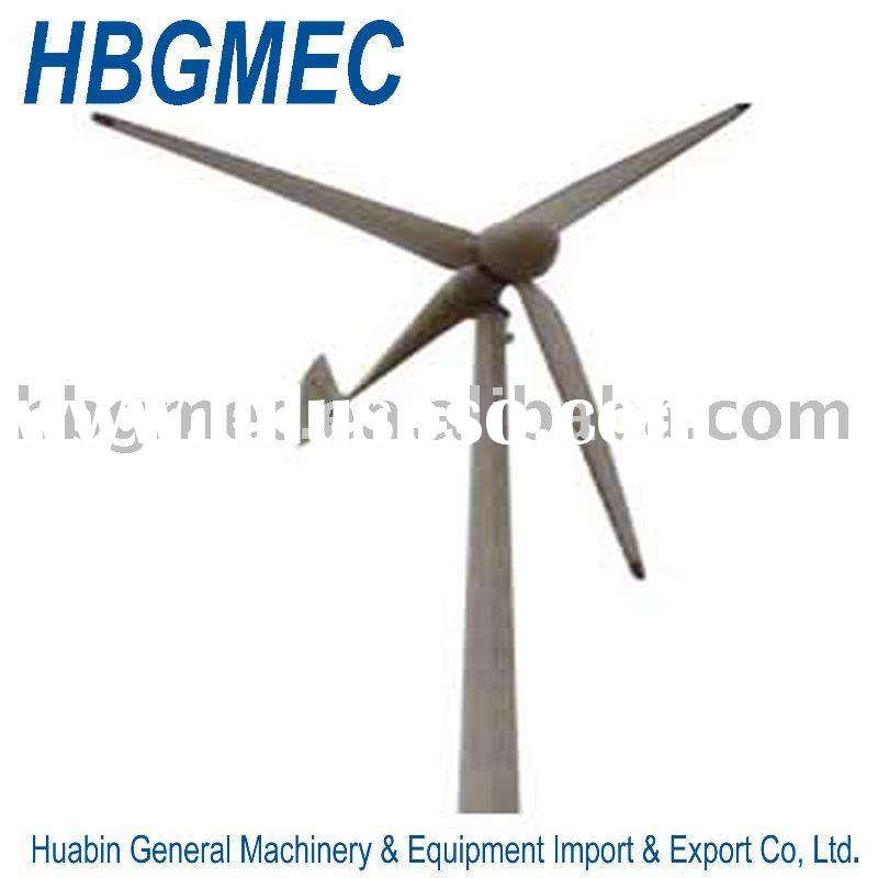 Vertical Axis Wind Turbine (Generator) 3KW/50RPM - China Wind