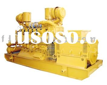 400/450/500/700KW NATURAL GAS GENERATOR (SIEMENS ALTERNATOR, JICHAI 190 ENGINES)