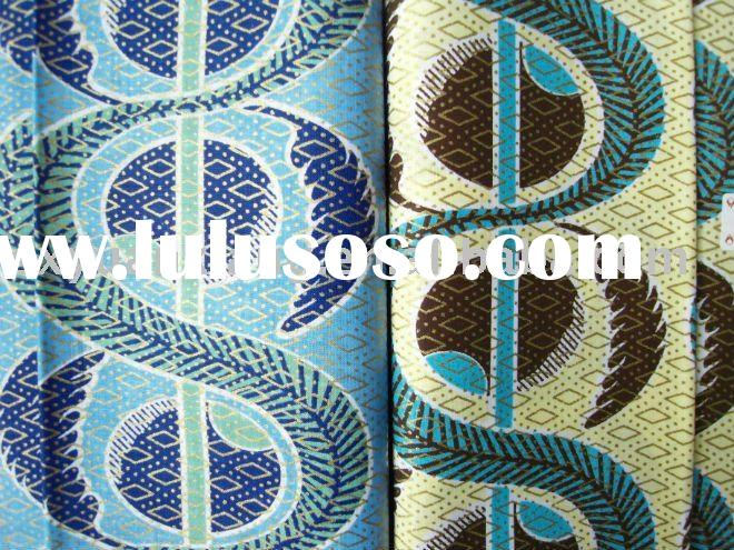 "40s,96*96,54"" African 100% Imitation Wax Cotton Fabric"
