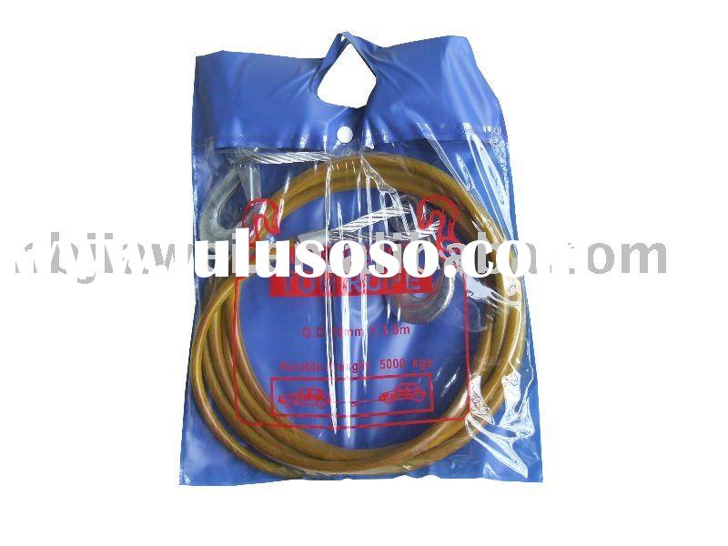 4M heavey duty steel tie down with plastic cover