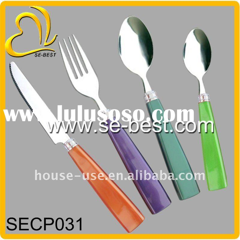 colored flatware sets, colored flatware sets Manufacturers in ...
