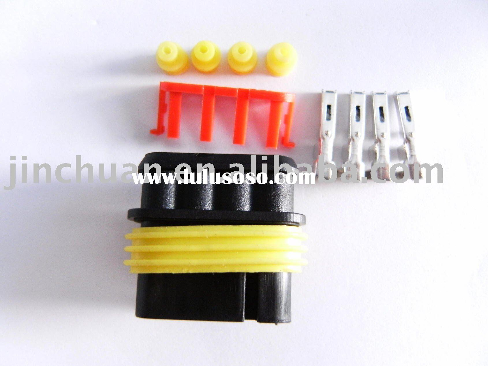 4 pin waterproof auto connector(terminal)