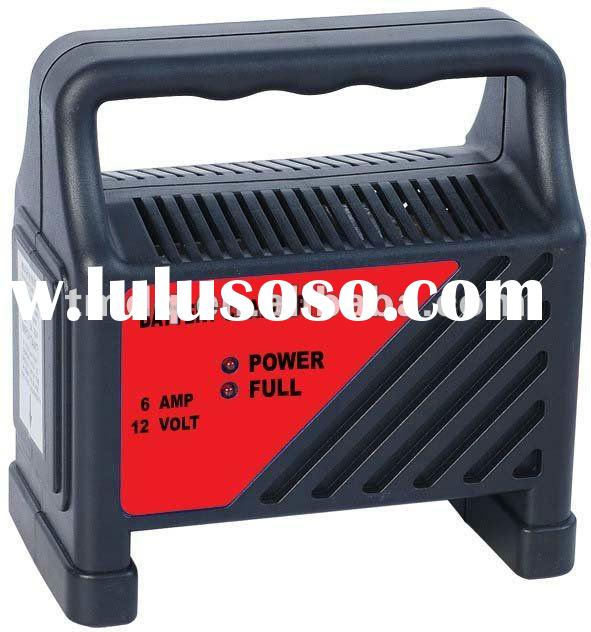 Auto Care 4 Amp Battery Charger Instructions