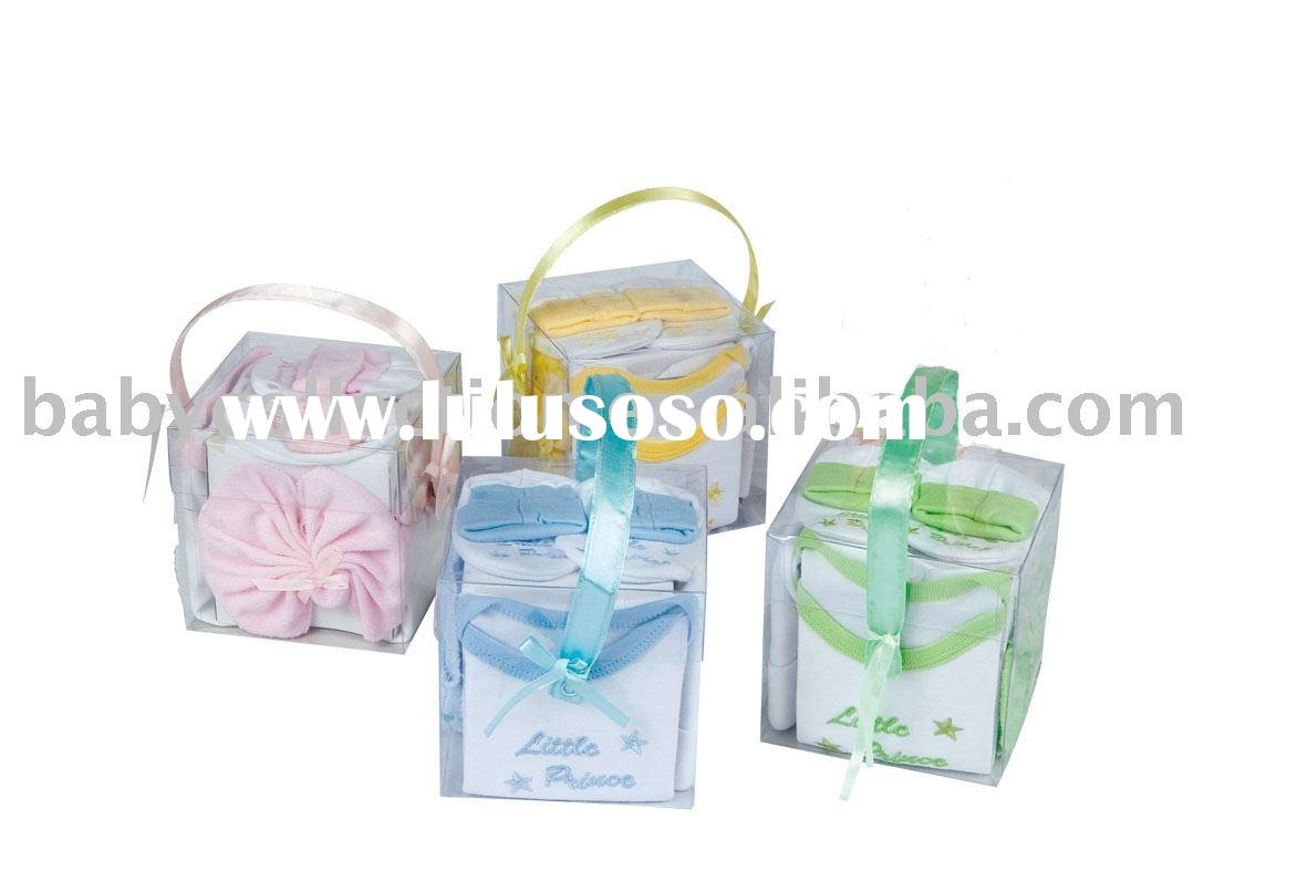 Baby Gift Set Packaging : Baby box gift set manufacturers in