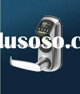 500 Fingerprint Keypad Door Lock with 100 Password For Security