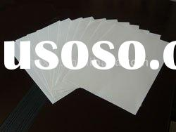 50*70cm, 39*54 cm blank water slide decal transfer paper