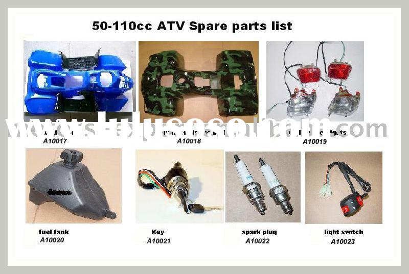 50cc Atv moreover 120558260207 in addition 400722503063 together with 50cc Quad furthermore 191514859879. on peace 110cc plastic body parts