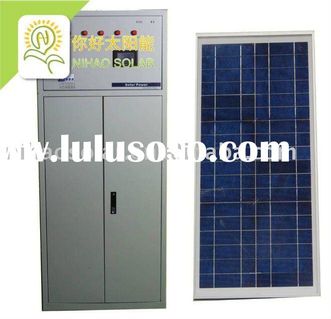 5KW Solar Power System PV Off-grid Generator (With Panel)