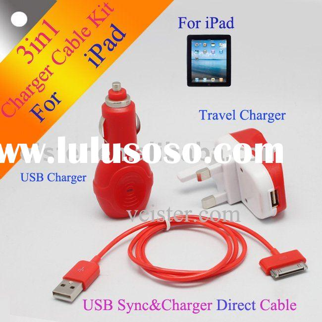 5V 2A Mini USB Micro Car Charger Adapter for Apple iPad