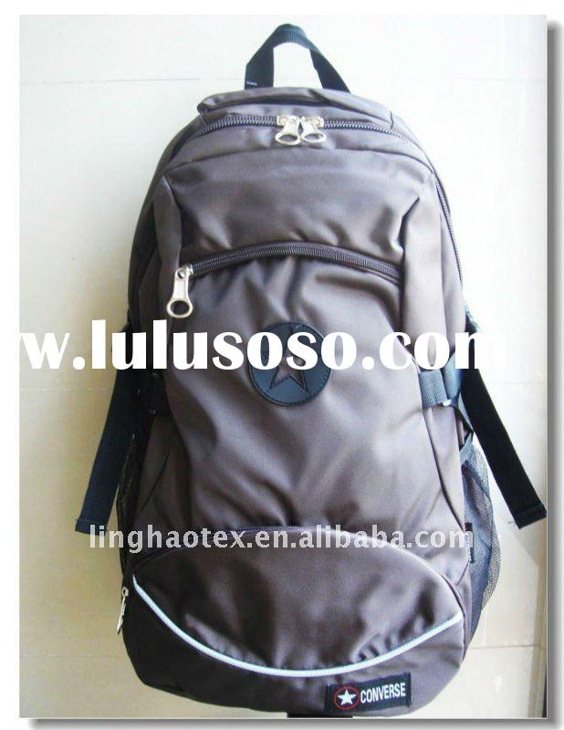 600D polyester PVC coated fabric for backpack, luggage, and school bags