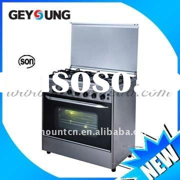 6 Burners Free Standing Gas Oven (with SONCAP Approval)