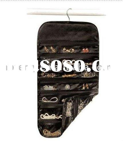 72Pocket Hanging Jewelry Organizer/As seen on TV