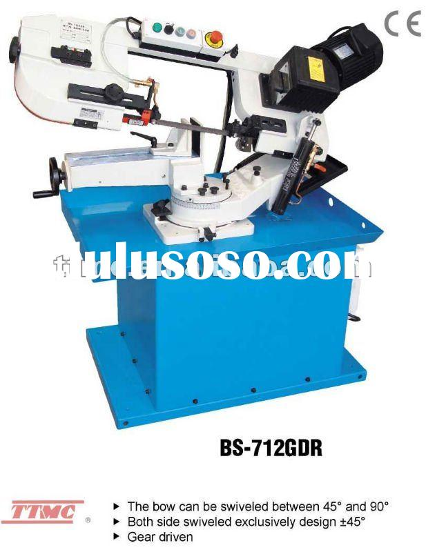 "7"" Metal Cutting Band Saw BS-712GDR"