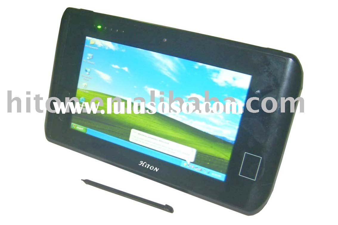 "7"" embedded inside built-in 3.5G / 3G module built-in GPS windows 7 or 2007 touch mini pc compu"