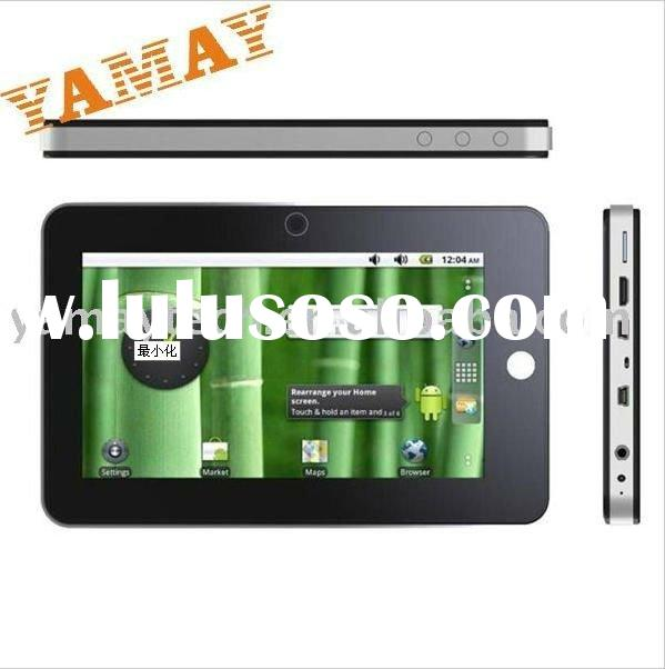 7 inch Android 2.3 OS Capacitive Samsung CPU with HDMI MID/tablet PC