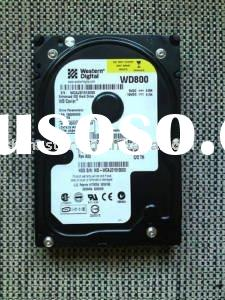 "80GB Western Digital IDE Hard Disk Drive 3.5"" Desktop PC"