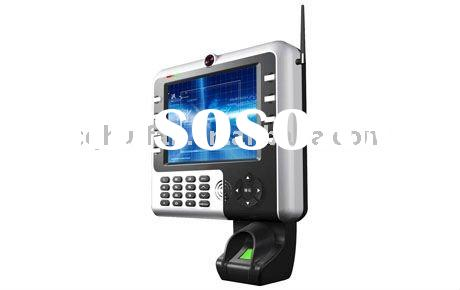 8 inches TFT colour screen +GPRS option +Card reader /Fingerprint Access Control &Time attendanc