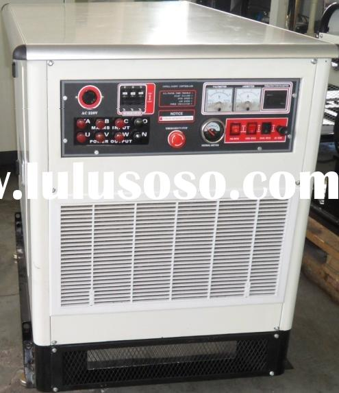 8kw slient home use natural gas genset set with a fasionable design and competitive price