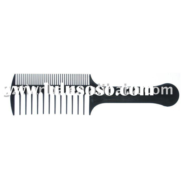ABS comb-cosmetic comb , hair cutting comb,salon comb