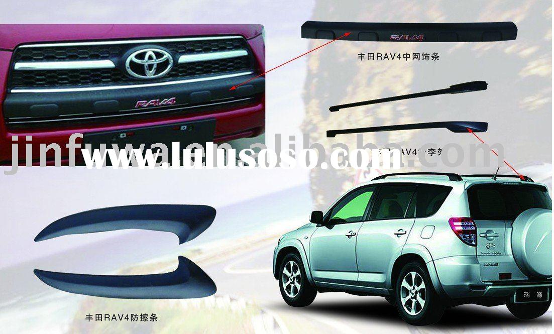 AUTO PARTS for the TOYOTA RAV4,roof rack,Rear Bumper,Grille Guard,Fender,Running Board,side bar,Rear