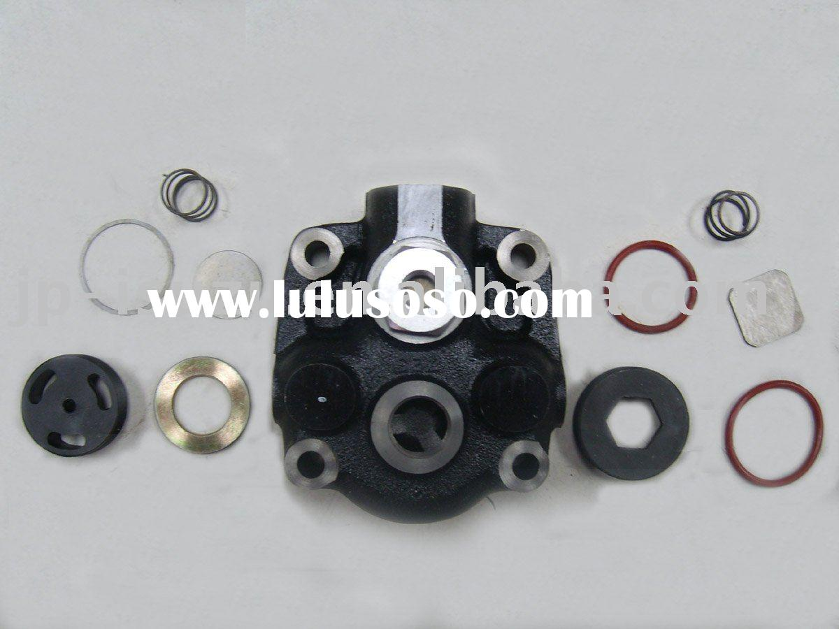 Air compressor cylinder head