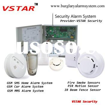 Alarm System Wireless Security Alarm Systems