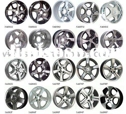 Aluminum Alloy Wheel Rims for Ford,Honda,Nissan,Toyota,Kreisler