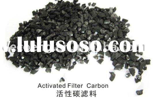 Aquarium media filter activated carbon