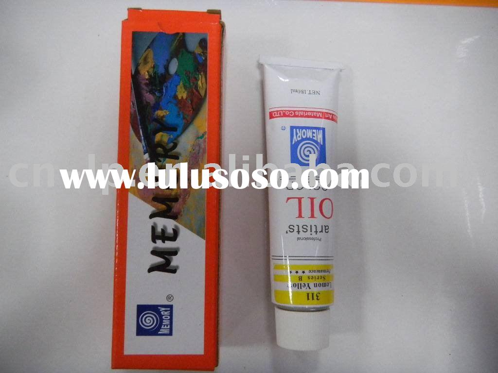 Artists' Quality Oil colour--big tubes
