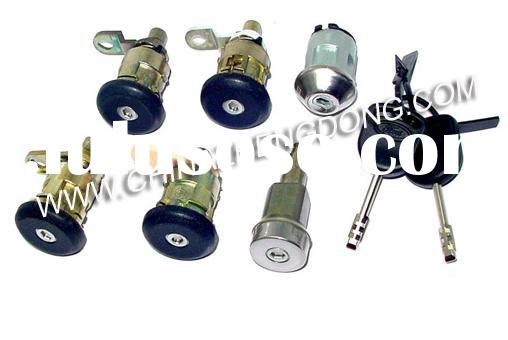 Auto Lock Set,Ford Lock Set,door lock,ignition switch, auto accessory