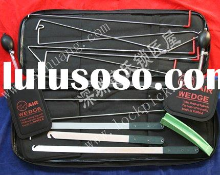 Auto Locksmith Tools for KLOM Auto Quick Open Kit(with air bag)