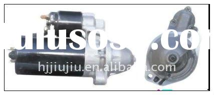 Auto motor used parts Mercedes starter for Bosch starter(0-001-109-014)