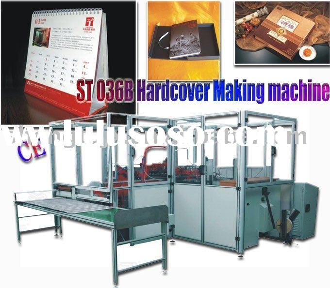 Automatic ST036B Album and Hardcover Making Machine