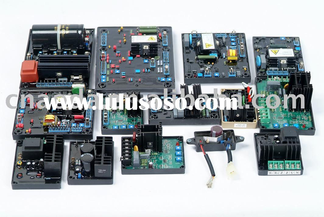 Automatic voltage regulator,AVR,Generator Parts,Speed controller,rectifiers