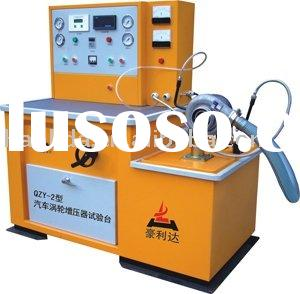 Automobile Turbocharger Test Bench (QZY-2 Model,auto test equipment, auto repair equipment )